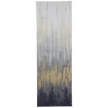 Ombre Vertical Canvas Wall Decor