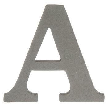 Chipboard Letter