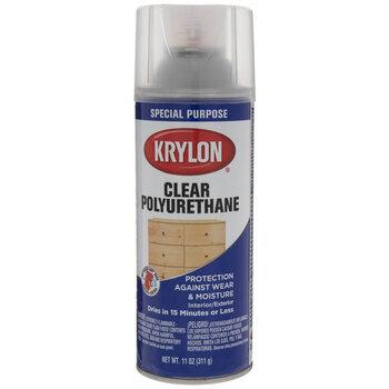 Krylon Clear Polyurethane Spray