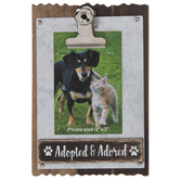"""Adopted & Adored Wood Clip Frame - 2"""" x 3"""""""