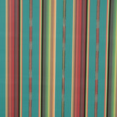 Multi-Color Striped Vinyl Fabric
