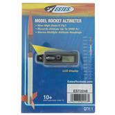 Model Rocket Altimeter