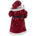 Sequins Santa Claus Tree Topper