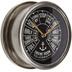 Ship Throttle Metal Wall Clock
