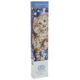 Baby Tiger Roly Poly Diamond Art Intermediate Kit