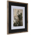 Potted Cacti Framed Wall Decor