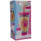 Neon Tie-Dye Tumbler Design Kit