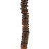 Brown Pen Shell Heishi Bead Strand