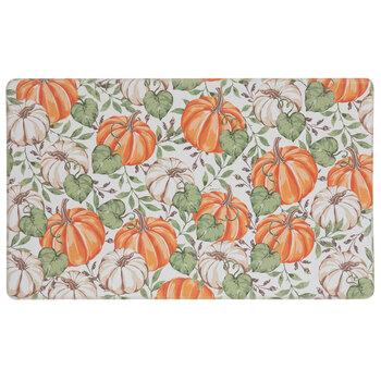Pumpkins & Vines Doormat