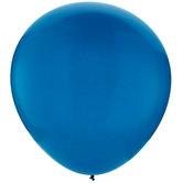 Blue Giant Balloon