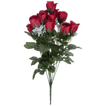 Rose & Gypsophila Bush