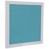 Blue & White Letter Board