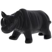 Matte Black Rhino
