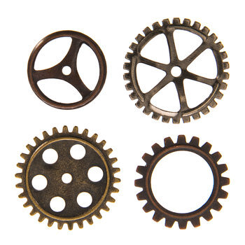 Mini Gear Embellishments
