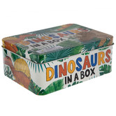 Dinosaurs In A Tin