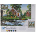 Summer Cottage Paint By Number Kit