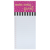 Make Today Great Magnetic Notepad