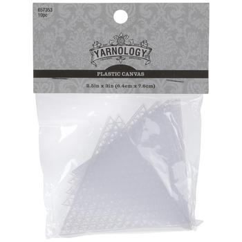 Triangle Plastic Canvas Shapes