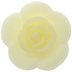 Ivory Rose Floating Candle