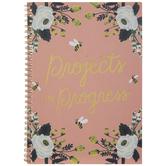 Yarn Projects In Progress Notebook