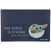 Baby Yoda The Force Placemat