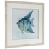 Watercolor Fish Framed Wall Decor
