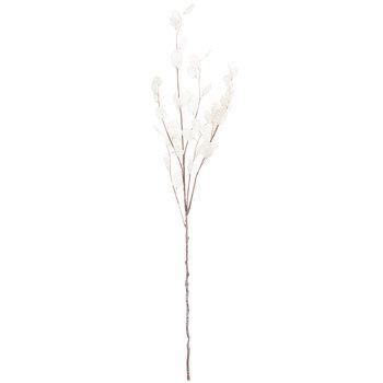 Pearlescent White Petal Spray