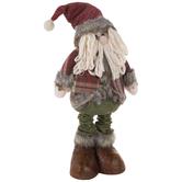 Santa With Adjustable Legs