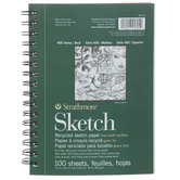 Strathmore 400 Series Recycled Spiral Sketch Pad