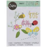 Sizzix Thinlits Bee Happy Dies