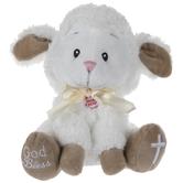 God Bless Lamb Plush