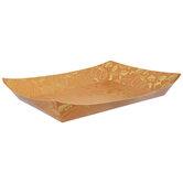 Orange & Gold Pumpkin Paper Trays