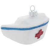 Nurse Cap Ornament