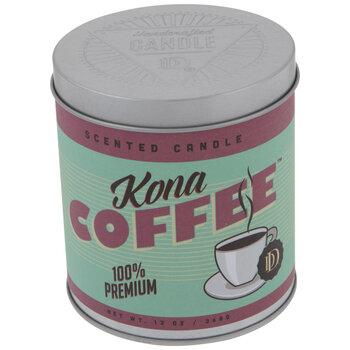 Kona Coffee Candle Tin
