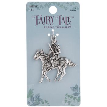 Knight On Horse Pendant