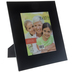 Black Glass Frame With Beveled Edge - 8