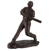 Bronze Baseball Batter