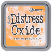 Carved Pumpkin Tim Holtz Distress Oxide Ink Pad