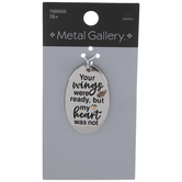 Your Wings Were Ready Pendant