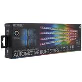 Multi-Color Automotive Light Strips