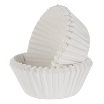 White Candy Cups