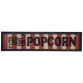 Fresh Popcorn Framed Wall Decor