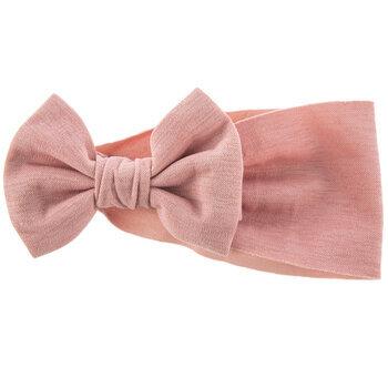 Knit Bow Baby Headband