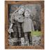 Antique Walnut Wood Wall Frame - 16