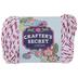 Shred Crimson Crafter's Secret Cotton Yarn