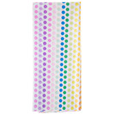 Rainbow Dot Tissue Paper