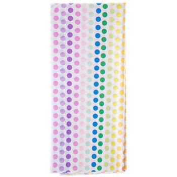 Rainbow Dot Tissue Paper