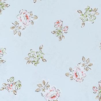Sweet Rose Knit Fabric