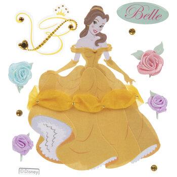 Belle 3D Stickers