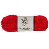 Red Yarn Bee Scrub-Ology Cotton Yarn